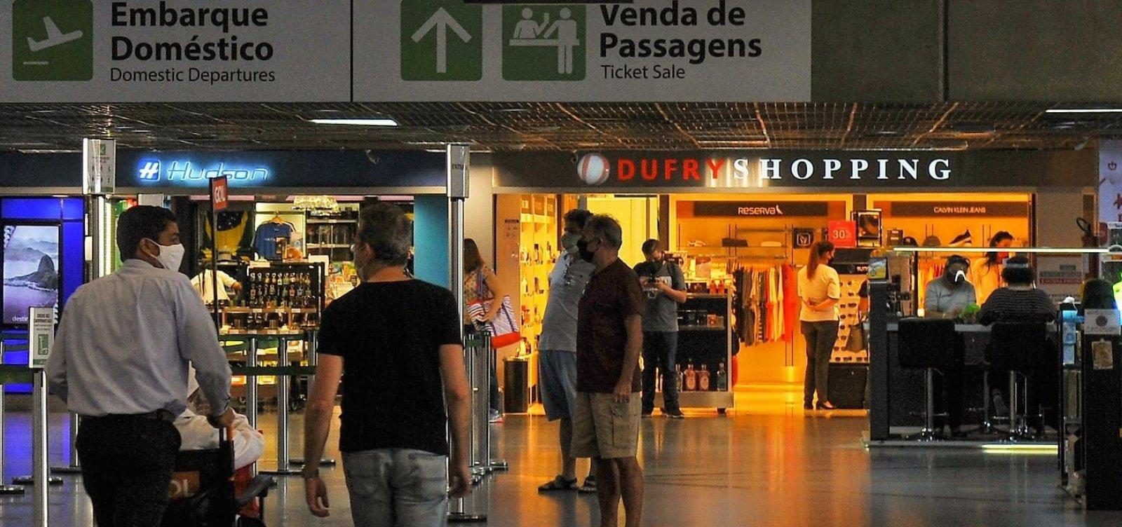 Com receio de variante da covid, França suspende voos ligados ao Brasil