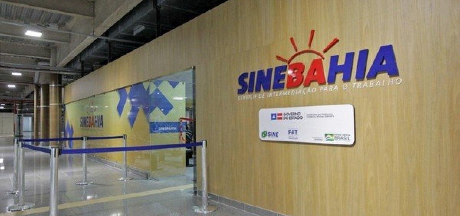 Nova unidade de agência central do SineBahia é inaugurada em Salvador