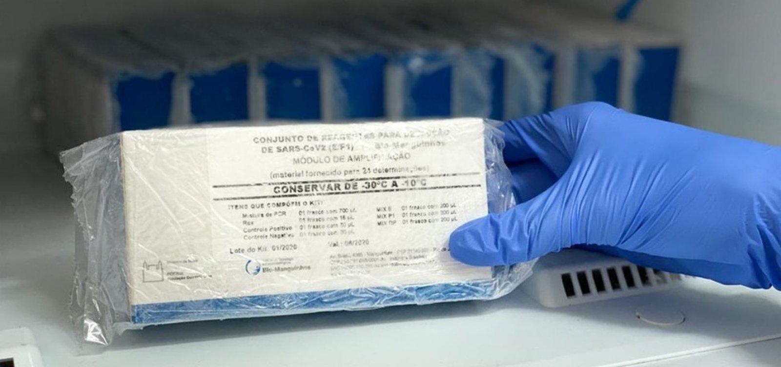 Bahia registra 4.104 casos de Covid-19 e 102 óbitos pela doença em 24 horas