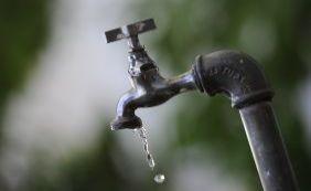 Embasa interrompe fornecimento de água no Rio Vermelho e Amaralina; confira