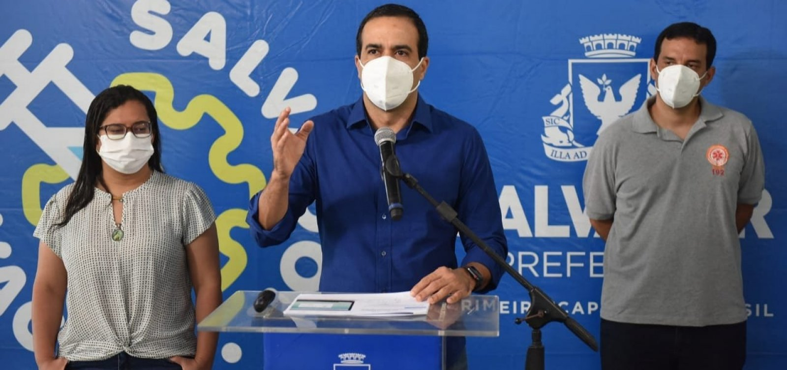 Atraso da segunda dose diminui, mas 7 mil ainda não tomaram reforço em Salvador