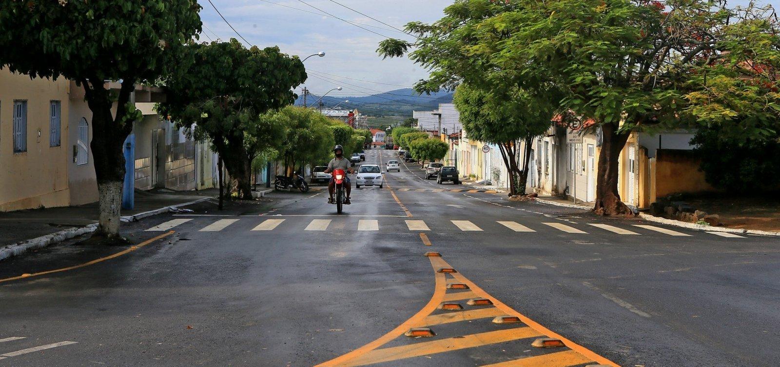 Governo antecipa para 19h toque de recolher em 40 cidades baianas; confira