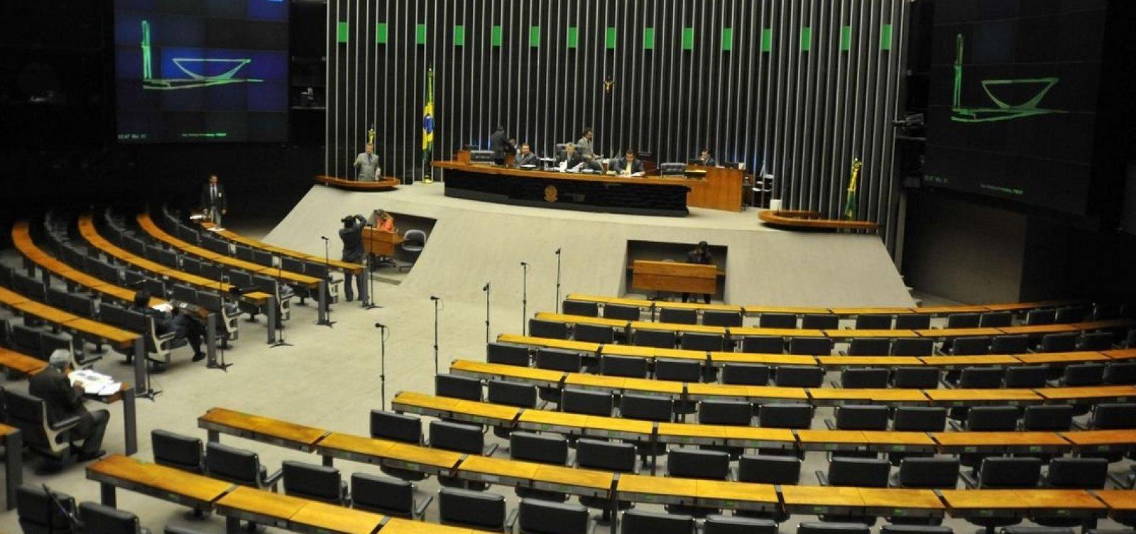 Câmara reinstala comissão que discute a PEC da segunda instância