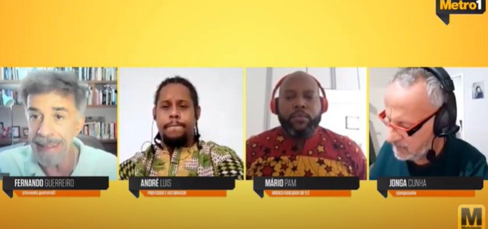 Roda Baiana: turismo étnico é tema de entrevista