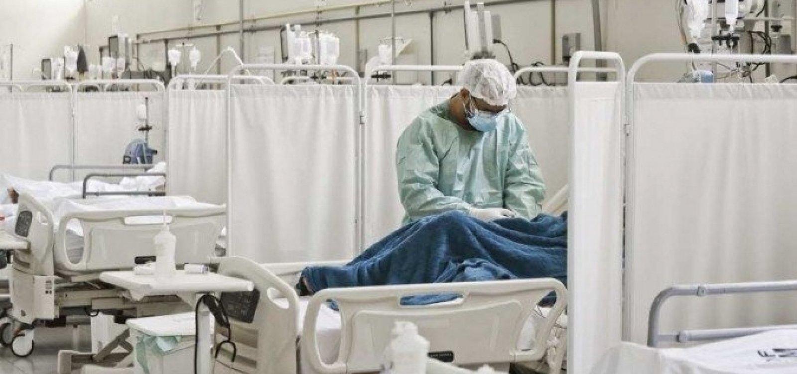 Sesab nega falta e garante 'kit intubação' para hospitais estaduais