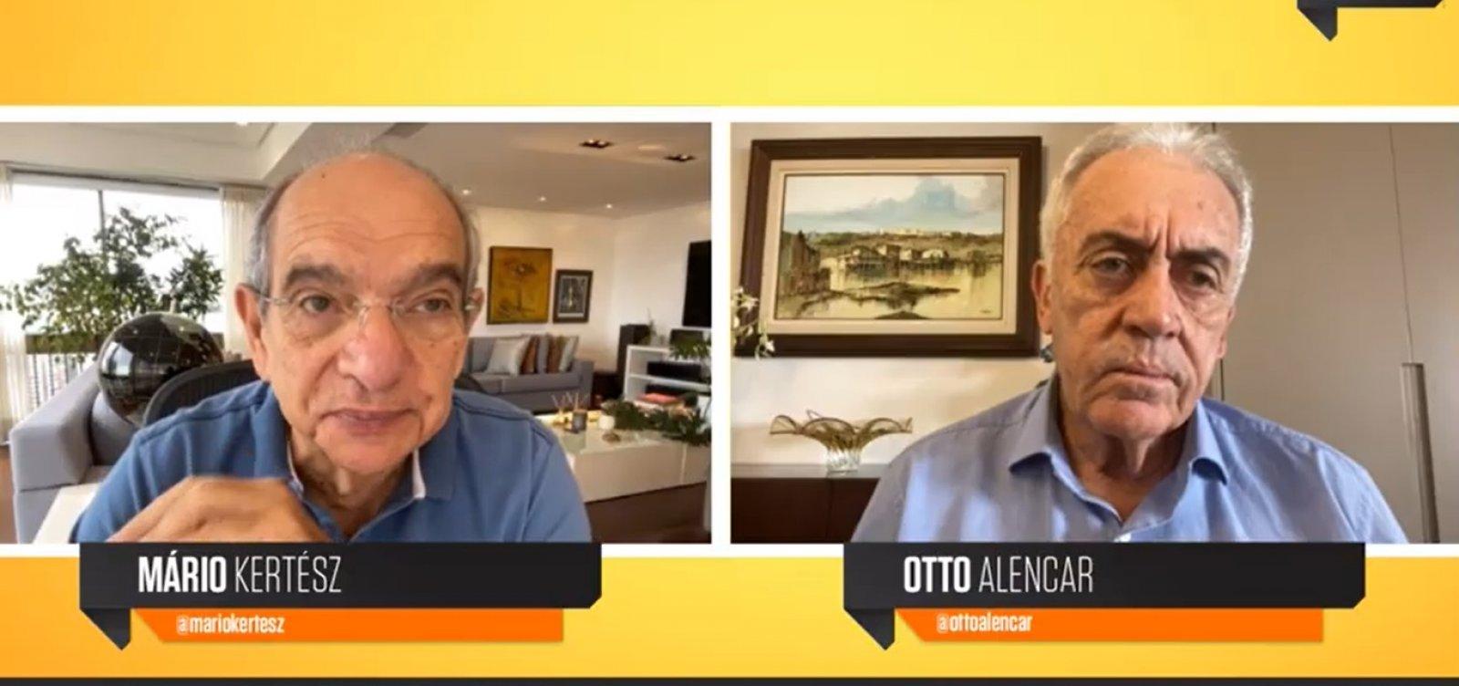 'Vamos investigar a condução do ex-ministro Pazuello', diz Otto em entrevista