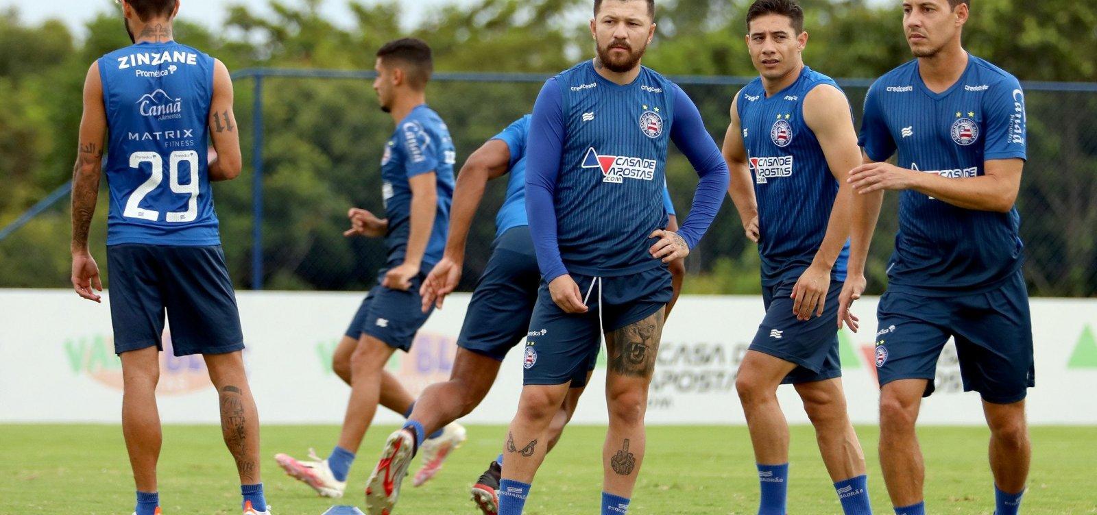 Bahia enfrenta CRB buscando a semi da Copa do Nordeste