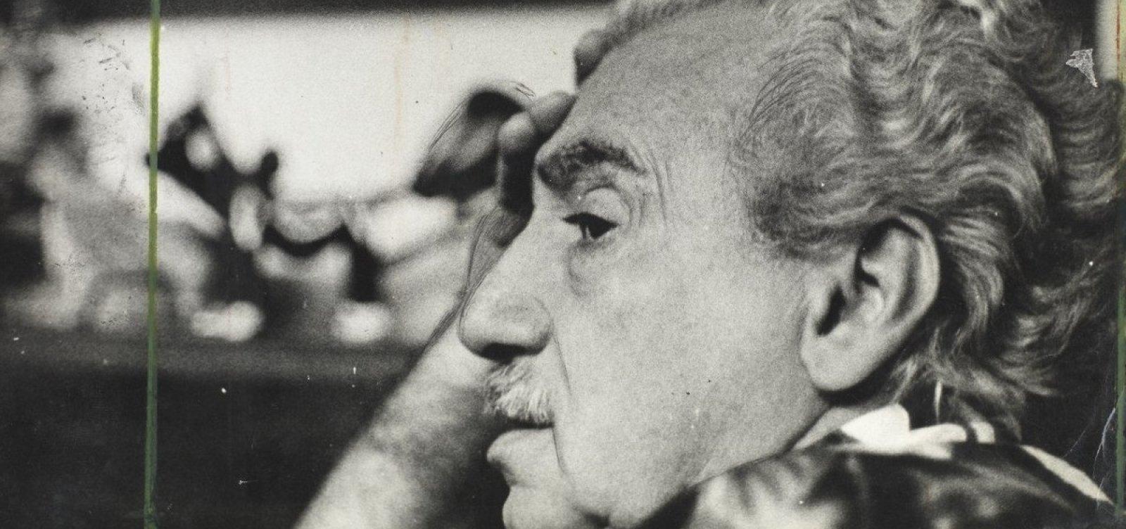 Livro de estreia de Jorge Amado completa 90 anos