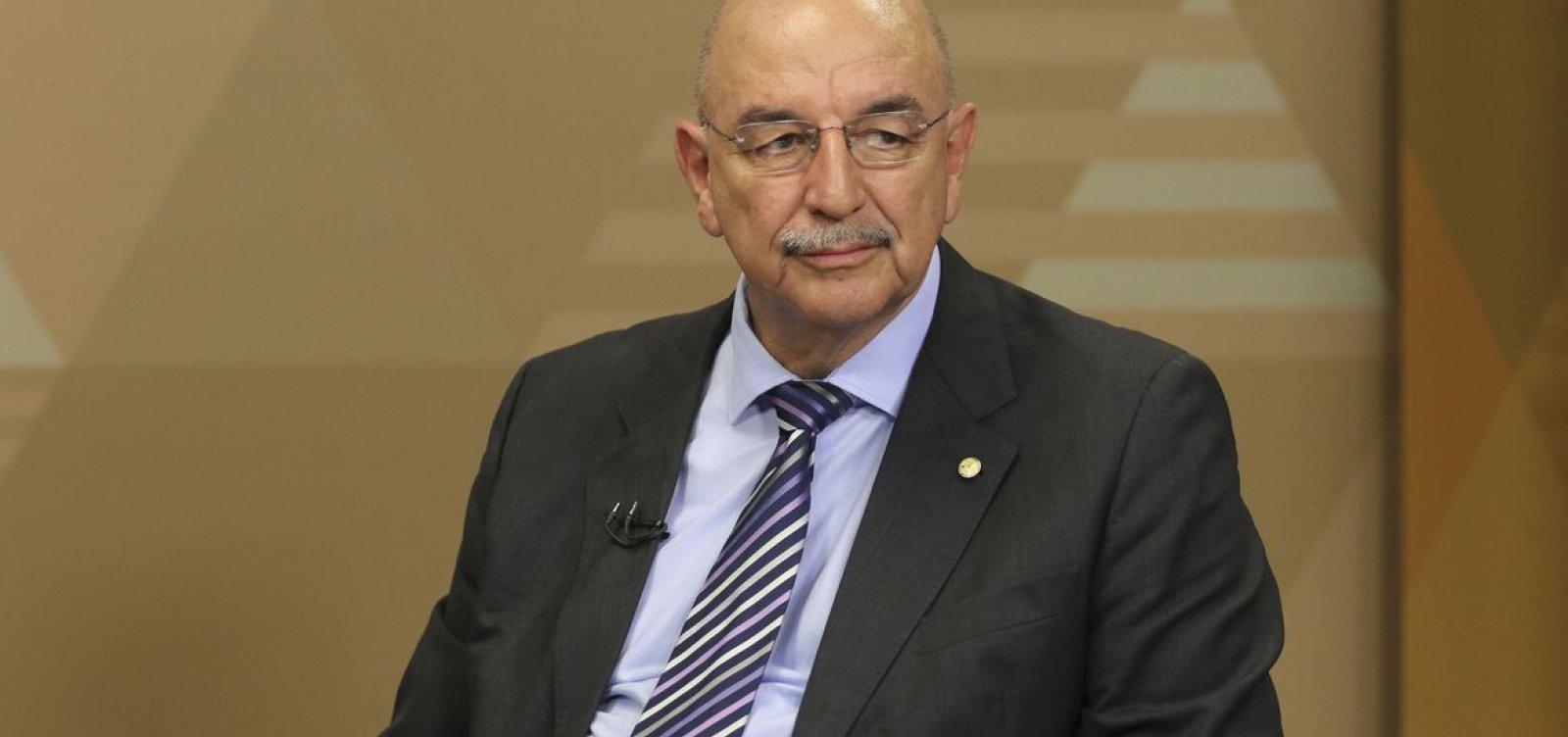 Ex-ministro de Bolsonaro, Osmar Terra é o entrevistado do Jornal da Cidade