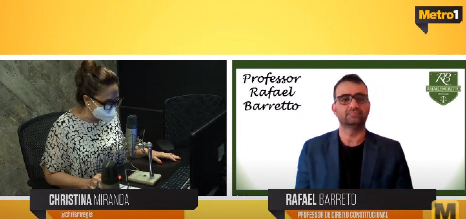 Metrópole Serviço: professor de Direito Constitucional explica CPI da Covid