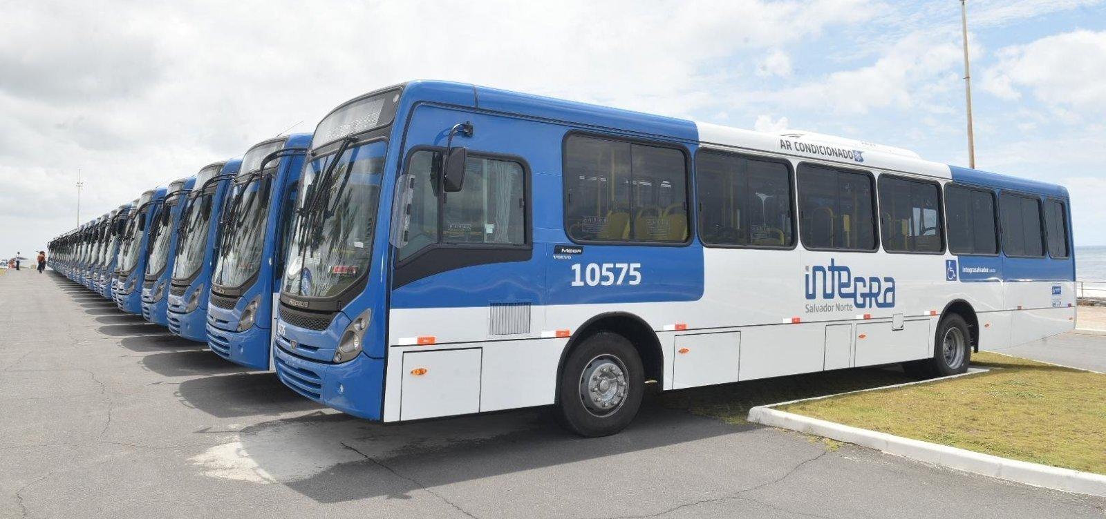 Rodoviários mantêm paralisação de ônibus da CSN em Salvador