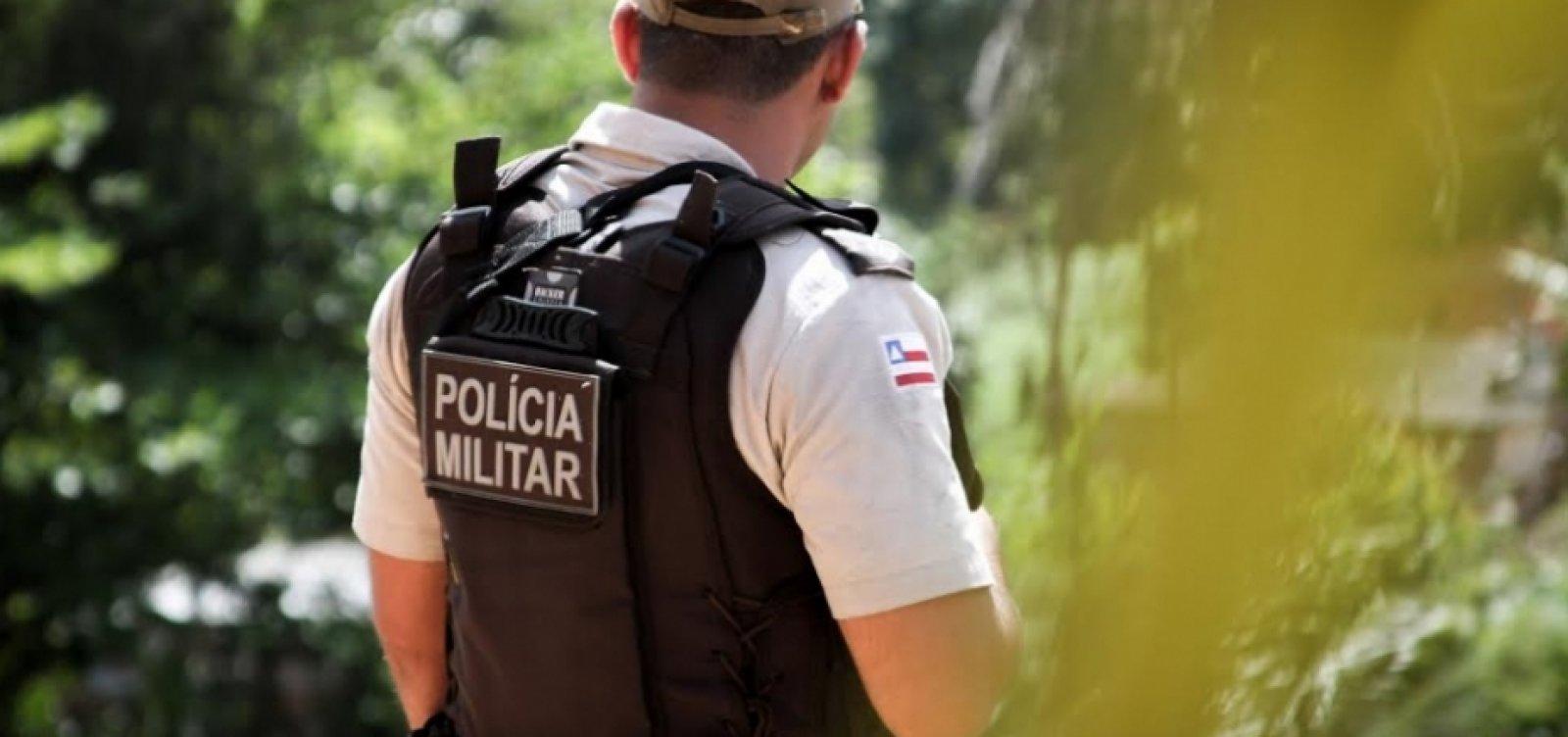 Em quatro meses, Bahia já tem quase metade de policiais mortos do ano passado