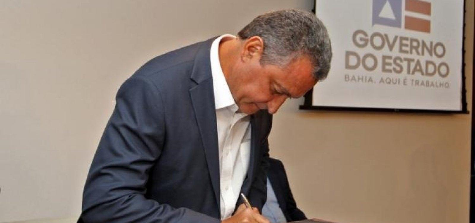 Governadores do Nordeste assinam carta em defesa do meio ambiente