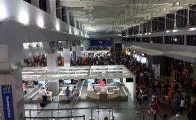 """Empresário critica administração do aeroporto de Salvador: """"Tristeza"""""""