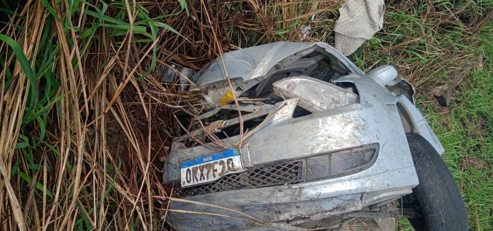 Suspeitos de latrocínio de motorista de aplicativo são presos em Conquista