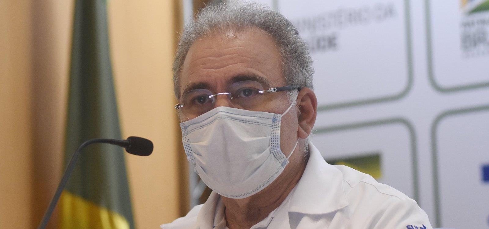 Vacinação do grupo prioritário contra a Covid só deve terminar em setembro, diz Ministério da Saúde