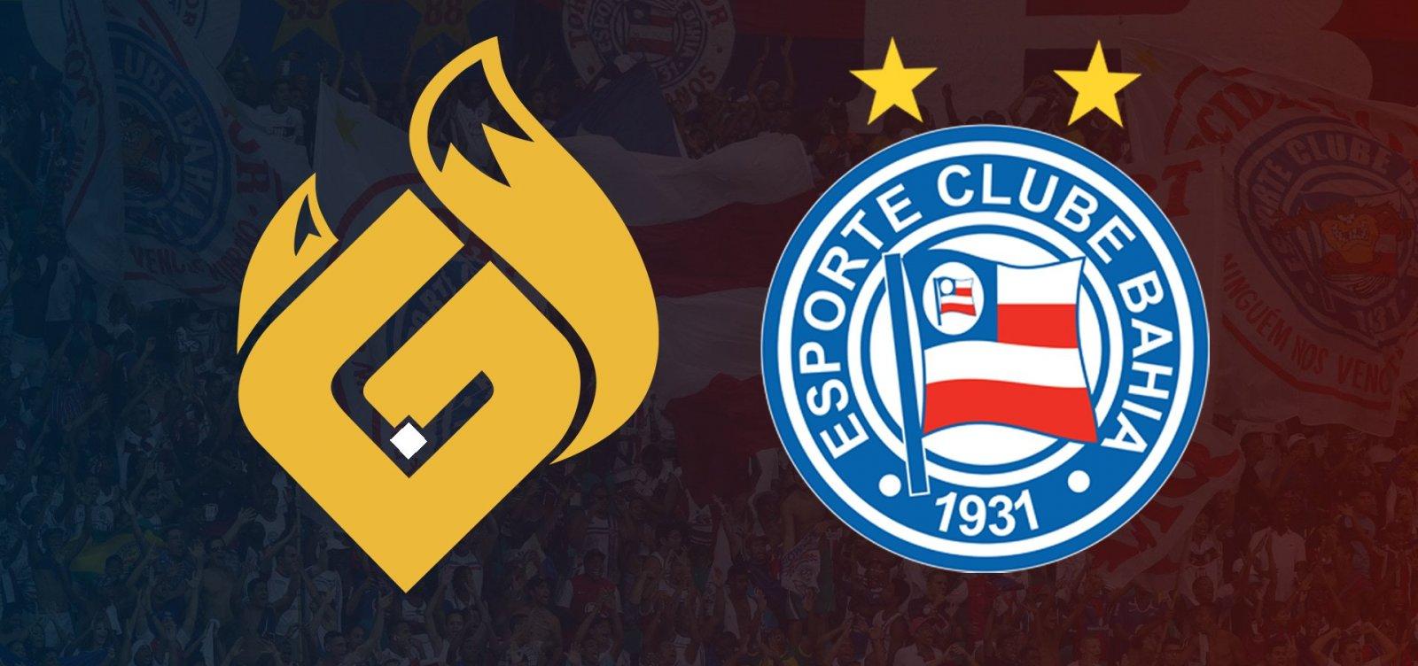 Bahia anuncia Esquadrão Golden, novo time de eSports