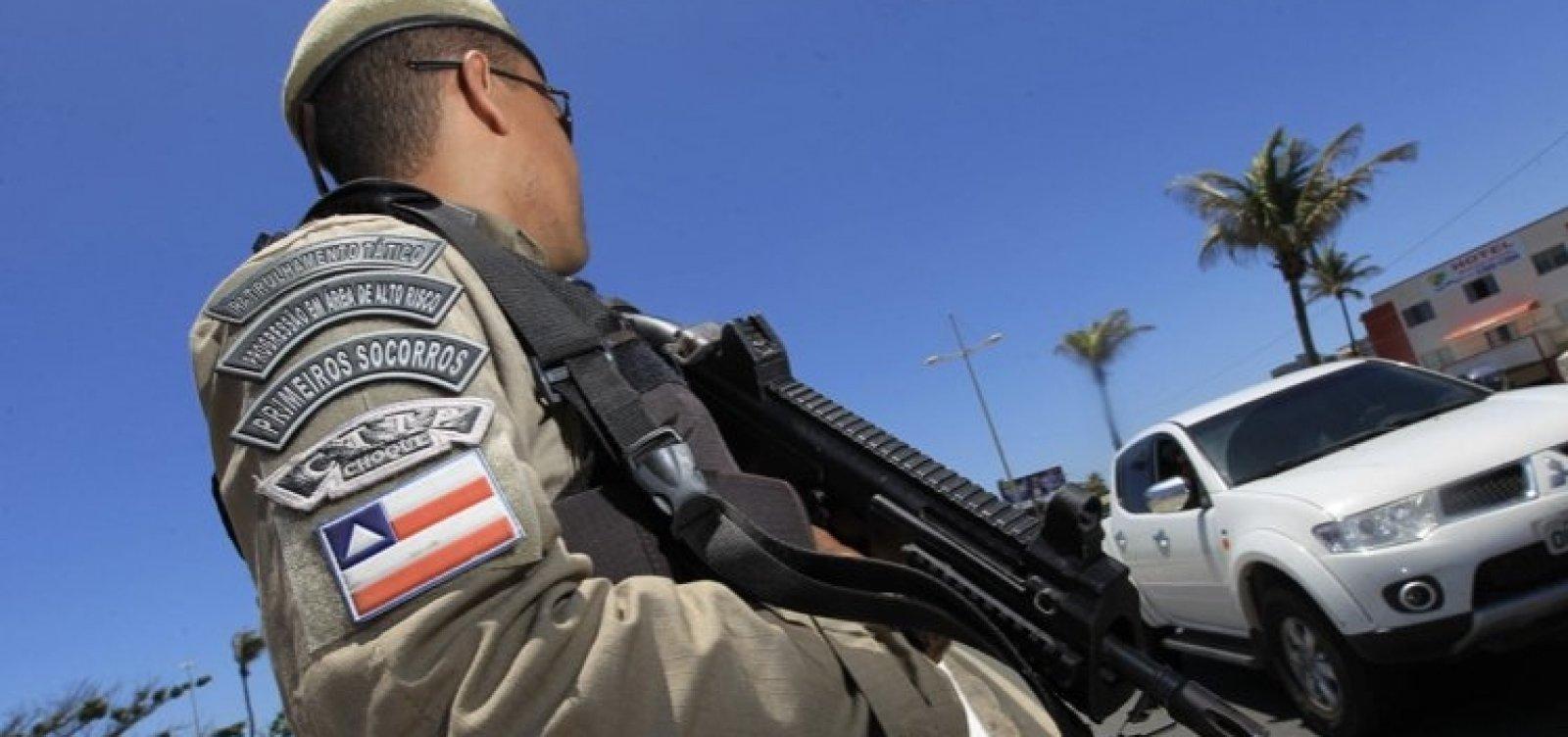 Bahia ocupa segundo lugar em ranking de mortes por policiais