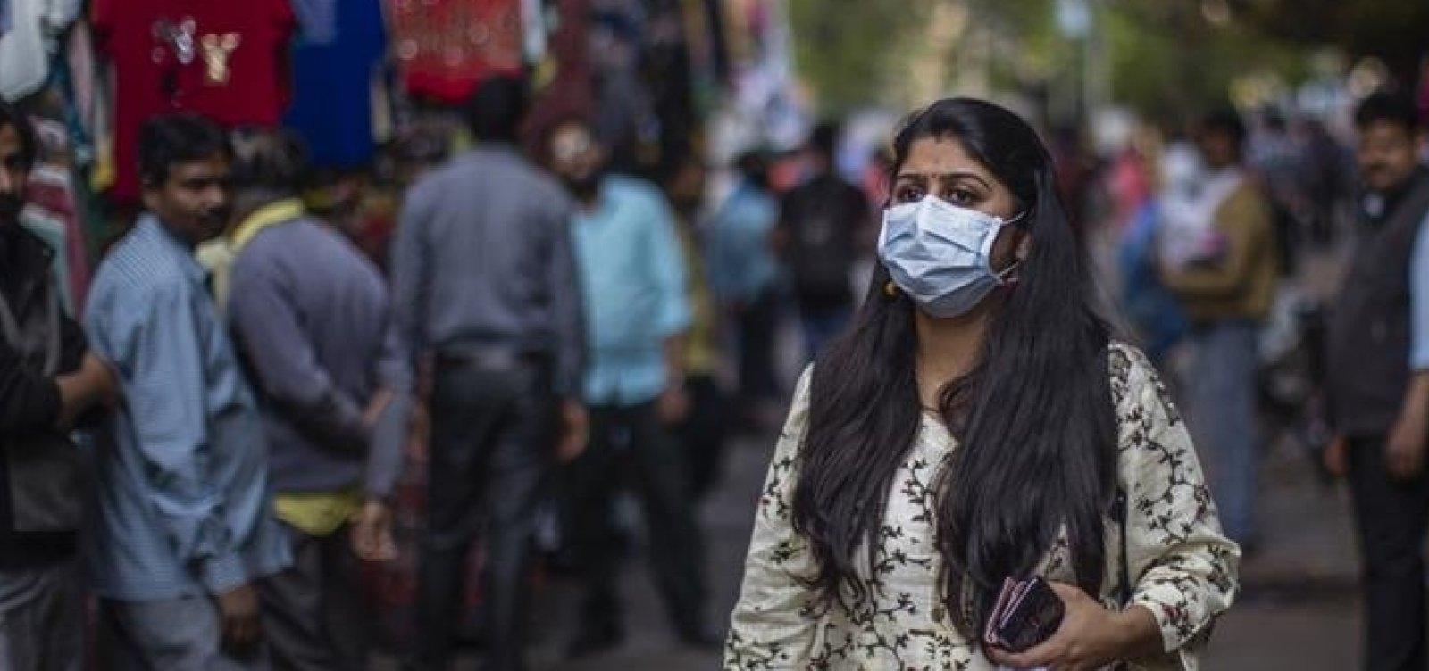 Na Índia, 22 pacientes morrem sem oxigênio após vazamento em tanque