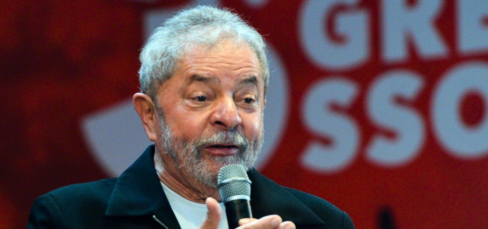 STF decide que processos de Lula devem ir para Justiça do Distrito Federal