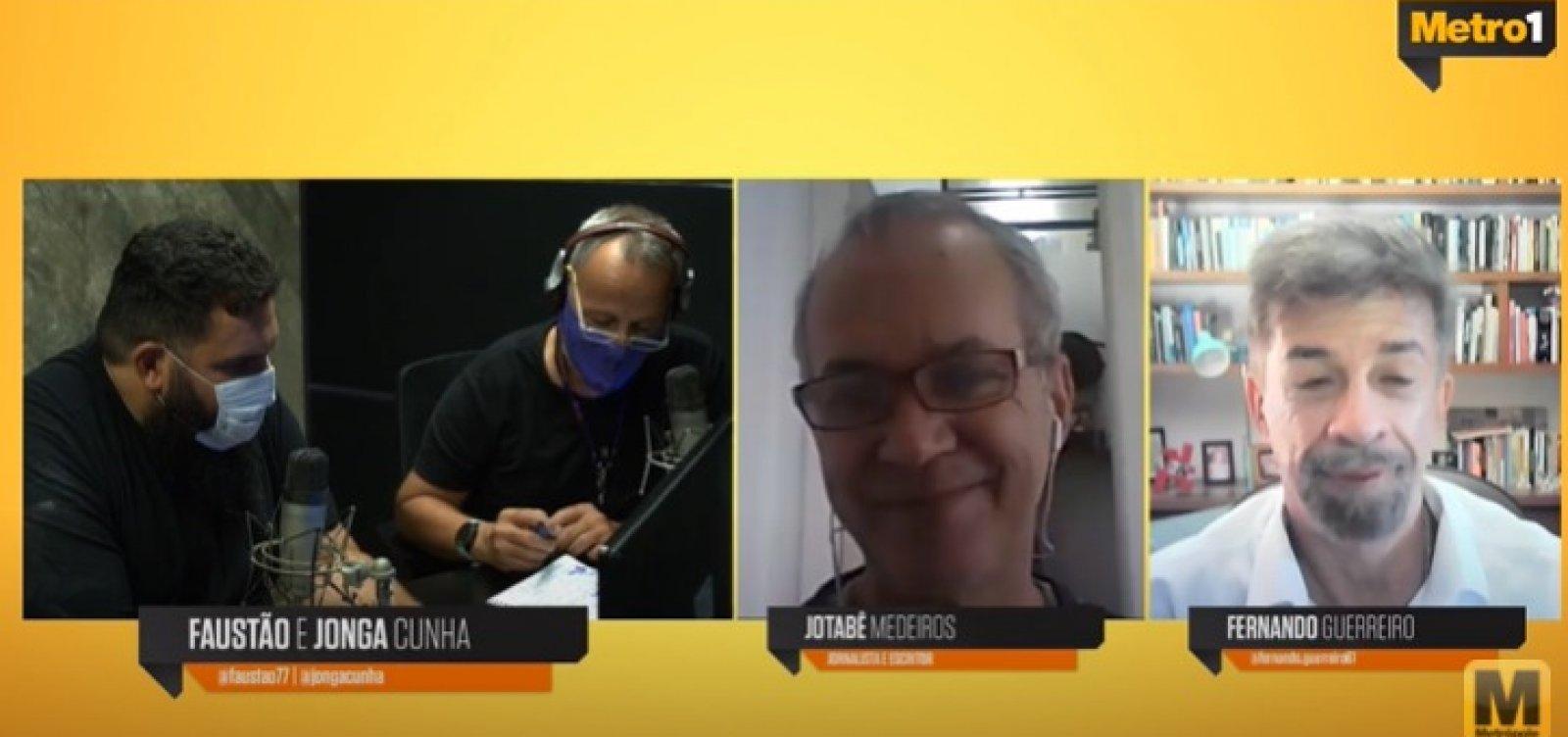 Roda Baiana: jornalista Jotabê Medeiros fala de biografia de Roberto Carlos
