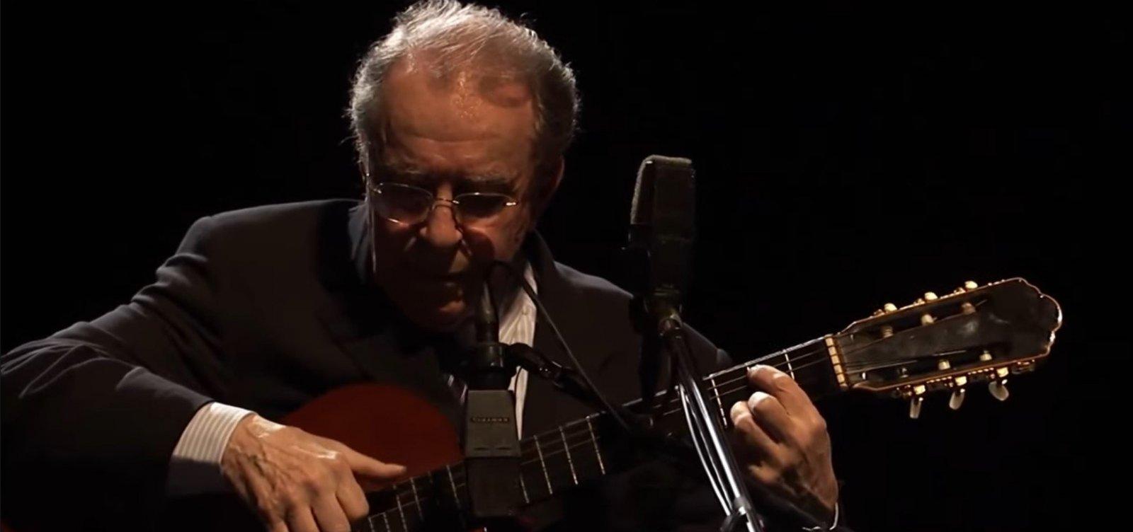 João Gilberto ganha canal Vevo no YouTube