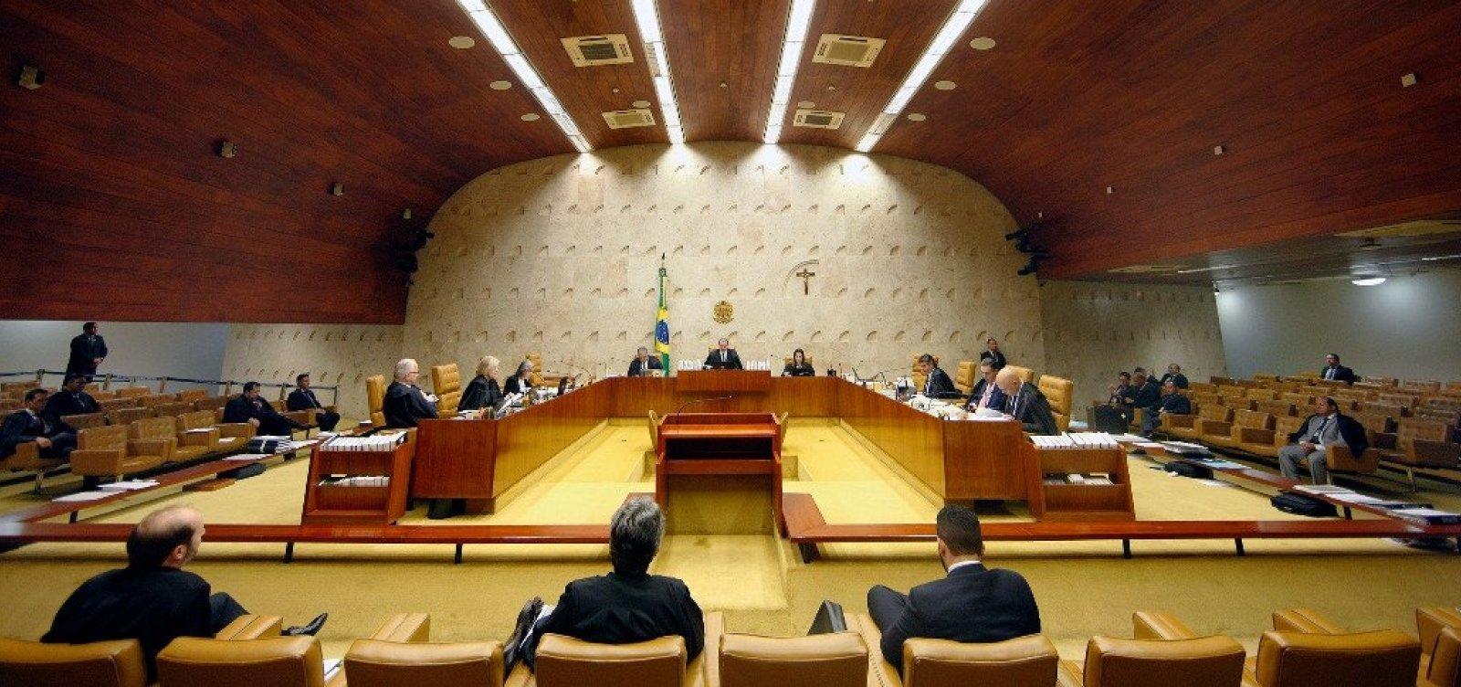STF tem maioria para manter decisão que declarou Moro suspeito no julgamento de Lula