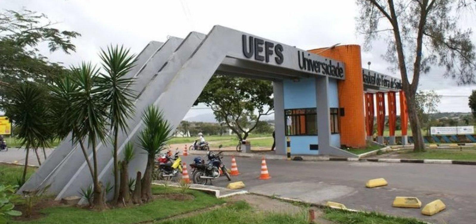 Uefs autoriza atividades presenciais para cursos da graduação