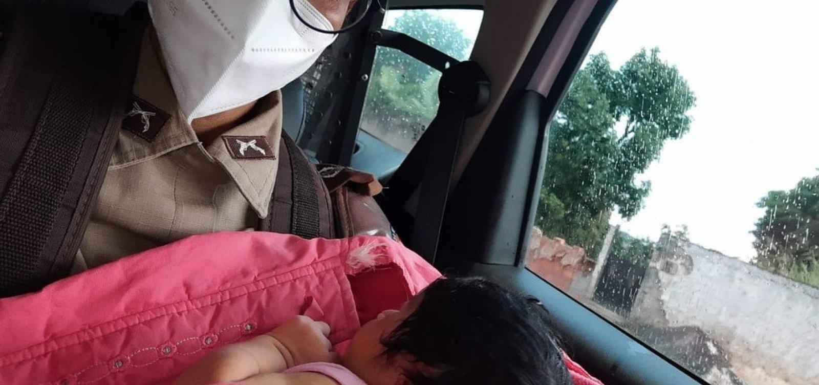 Em três dias, dois bebês são encontrados abandonados em Salvador