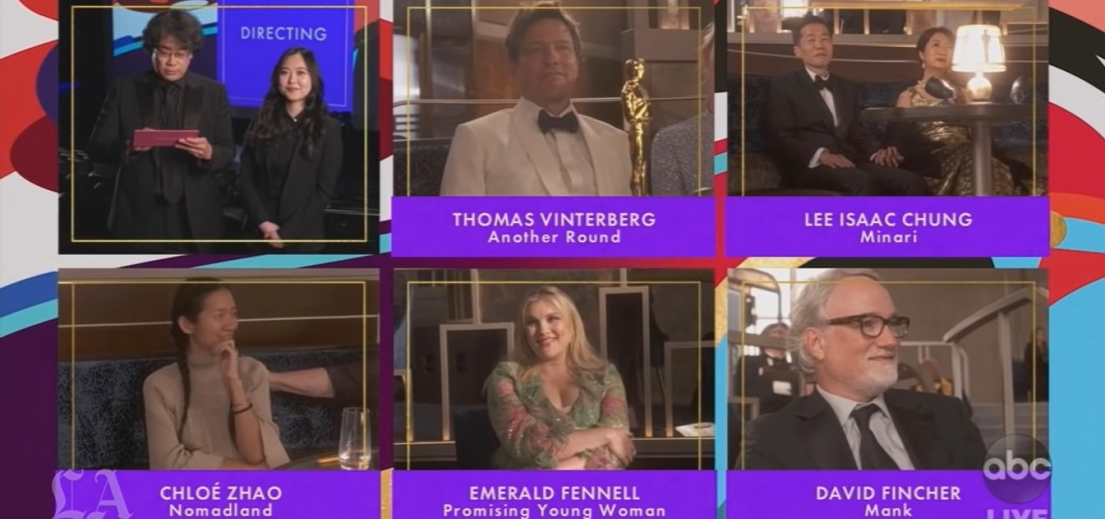 """Oscar 2021:""""Nomadland"""" vence melhor filme, direção e atriz; confira os outros premiados"""