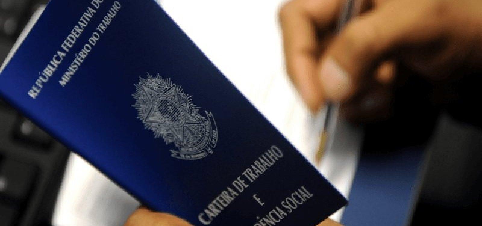 Bahia registra aumento nos postos de trabalho e recorde no Nordeste