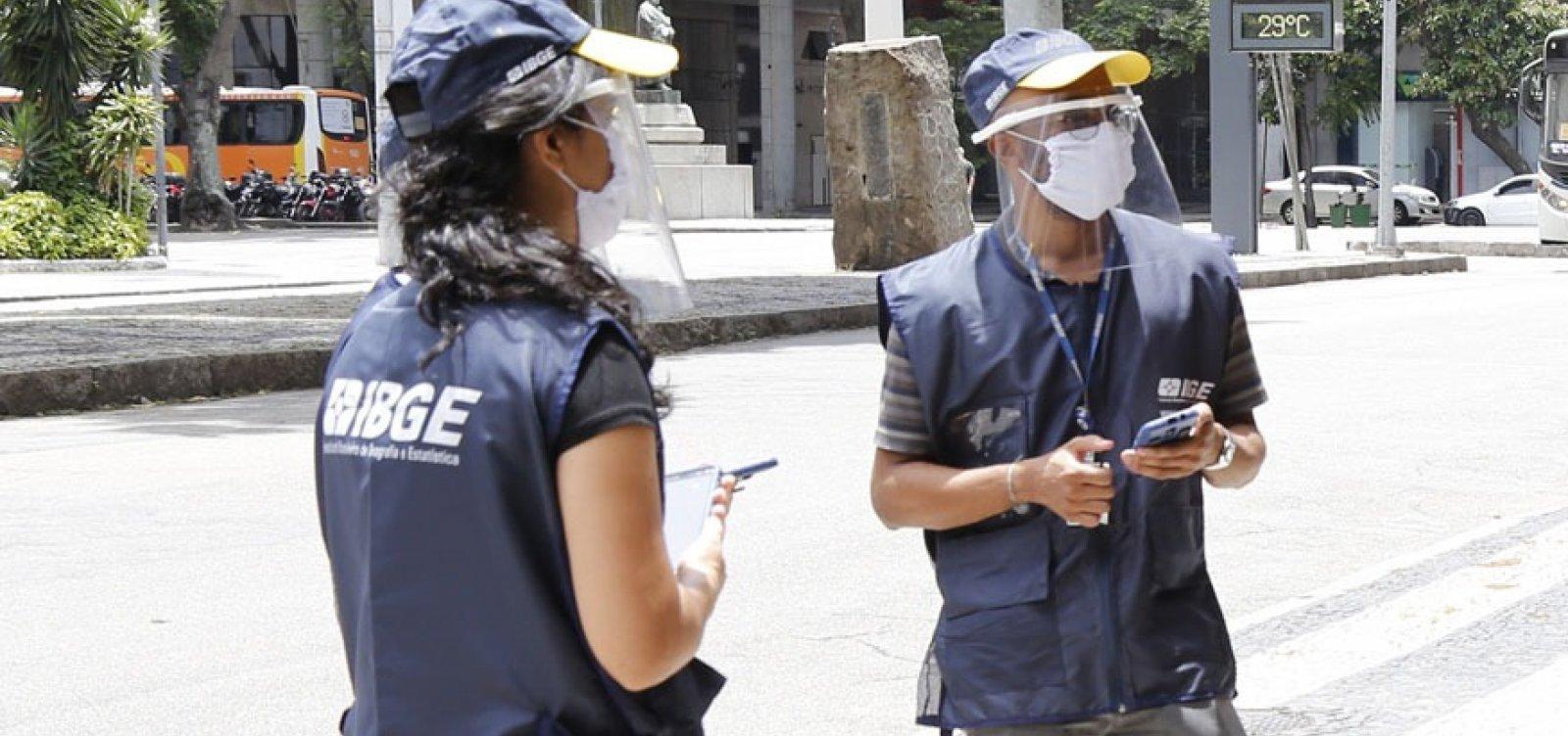 STF determina realização de censo; na Bahia, 15 milhões de domicílios serão visitados