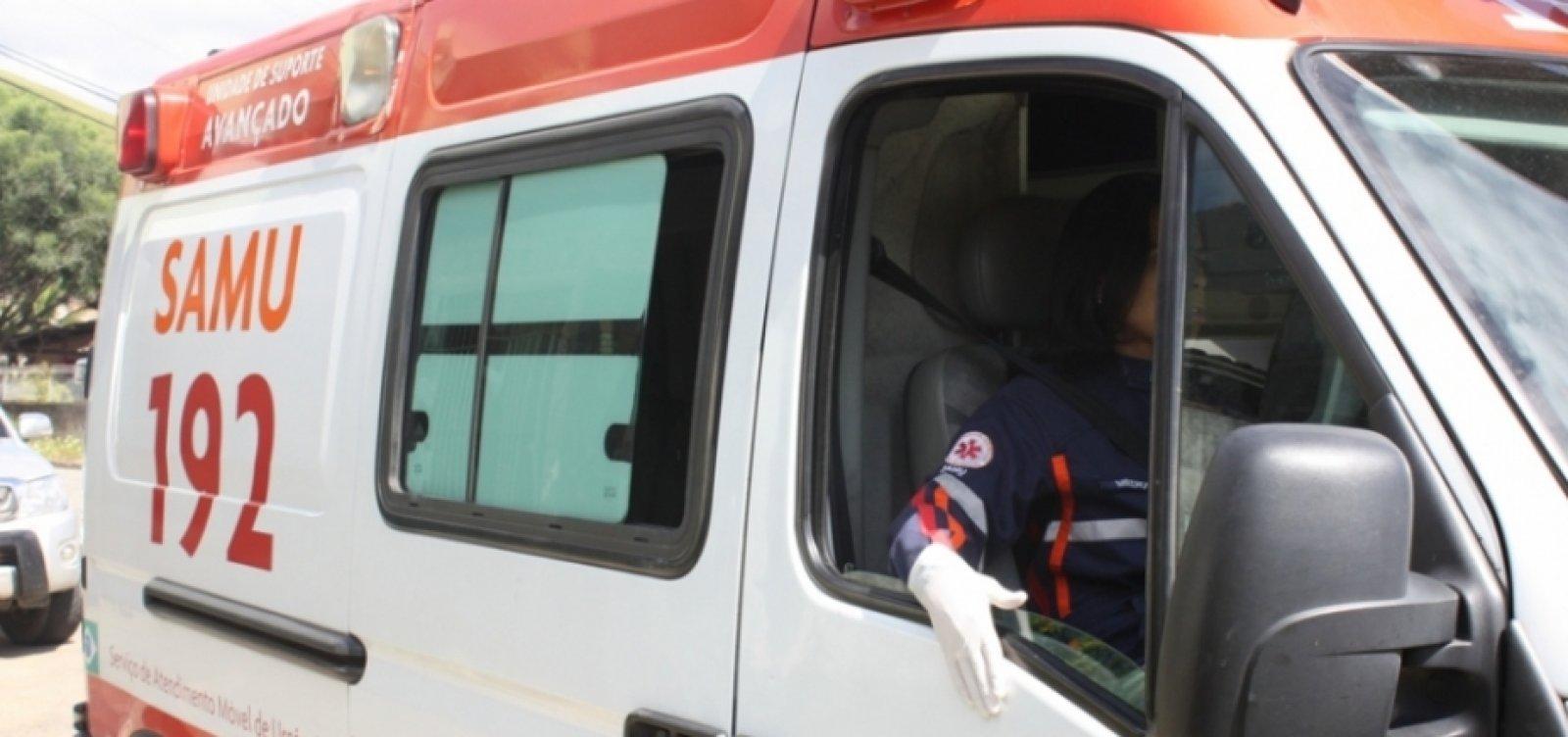 Funcionários do Samu denunciam 'material de segunda' e coações durante trabalho na pandemia