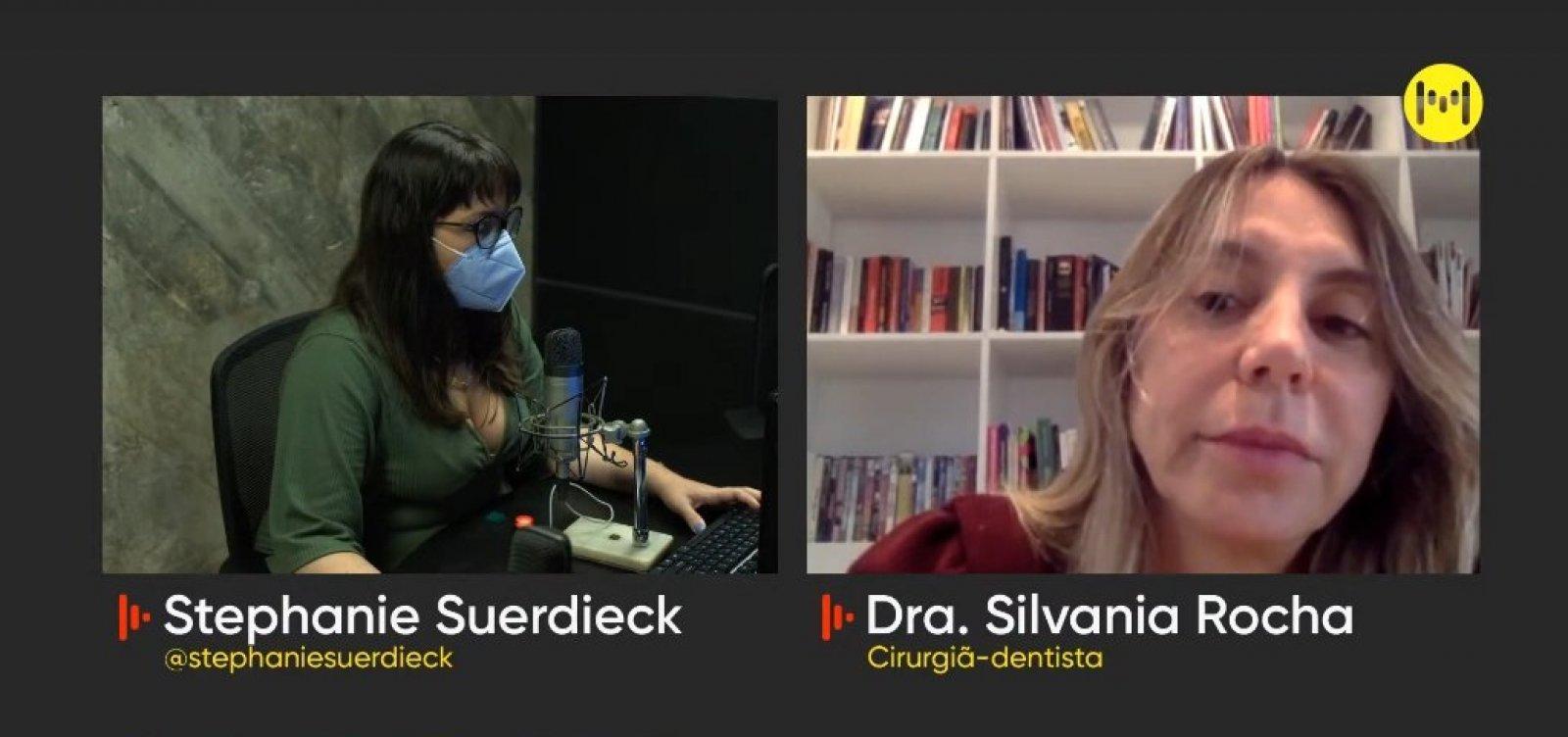 Dentista tira dúvidas sobre bruxismo no Metrópole Saúde