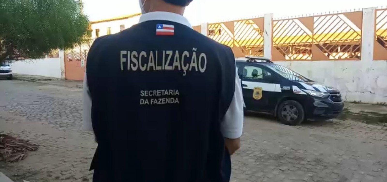 Irecê: operação cumpre mandados de busca contra sonegação de R$ 12 milhões