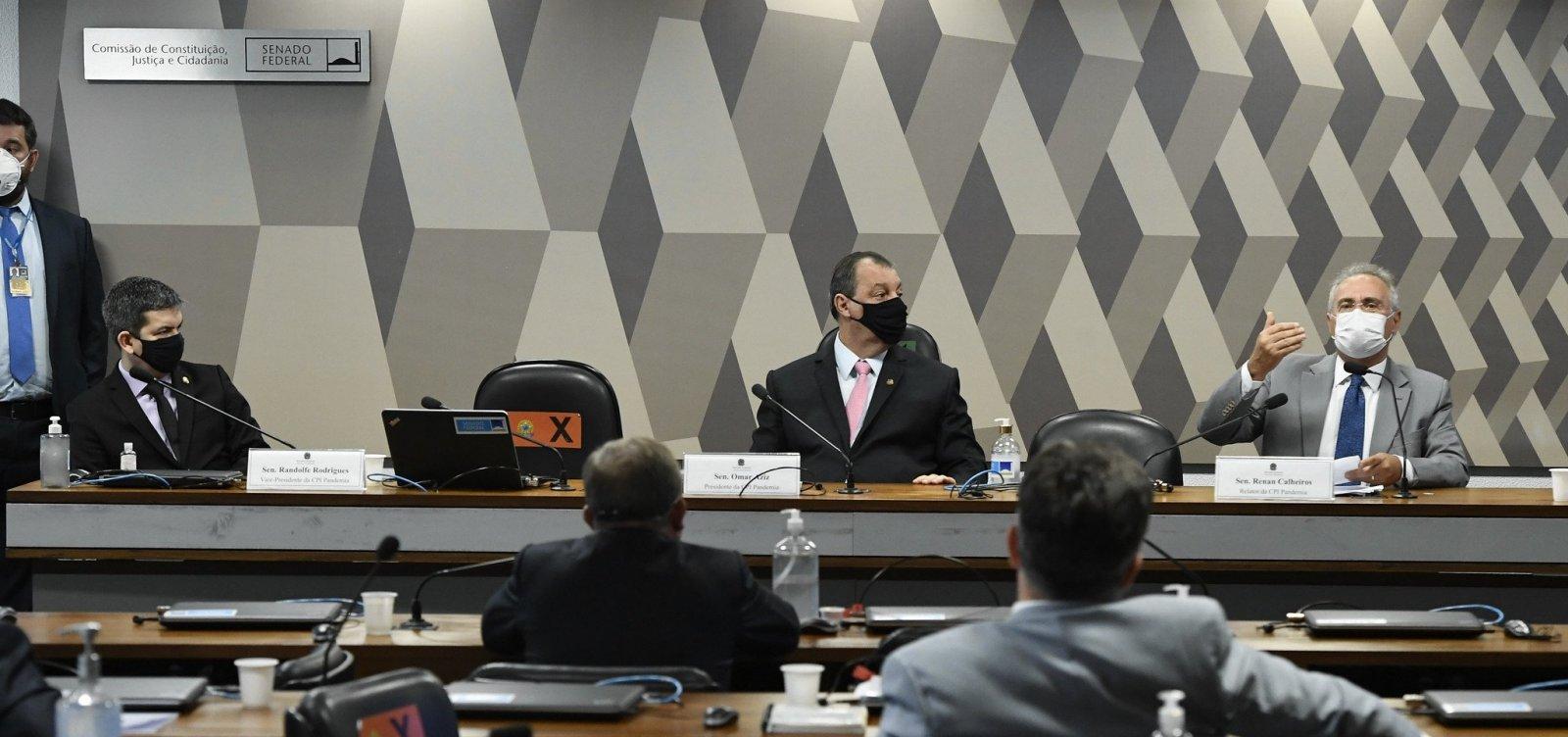CPI da Covid vai ouvir Queiroga, ex-ministros de Bolsonaro e chefe da Anvisa