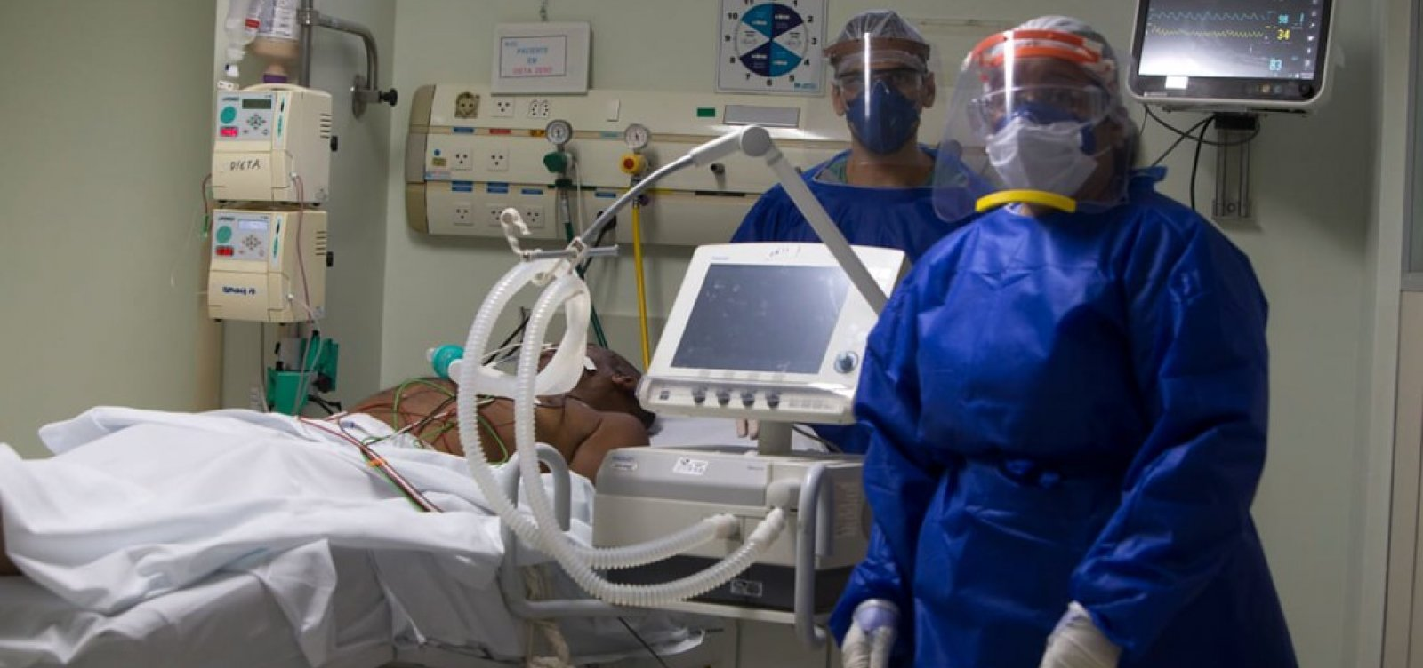 STF determina que União garanta medicamentos do 'kit intubação' para a Bahia