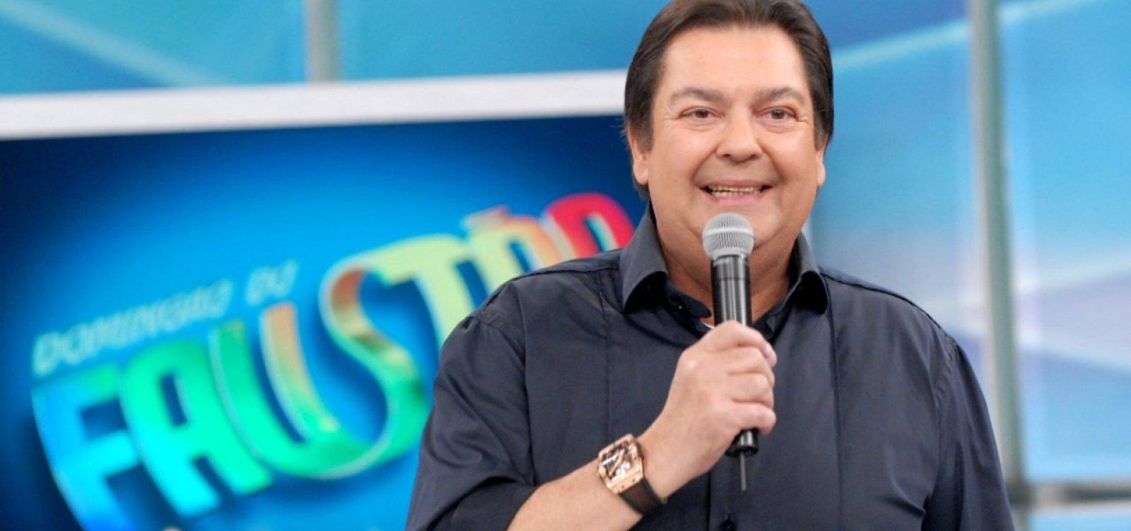 Faustão troca Globo pela Band e já deve estrear no ano que vem