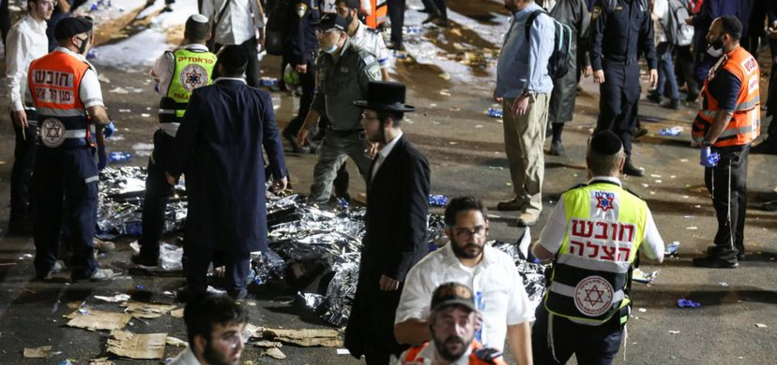 Itamaraty manifesta pesar por mortes durante celebração religiosa em Israel
