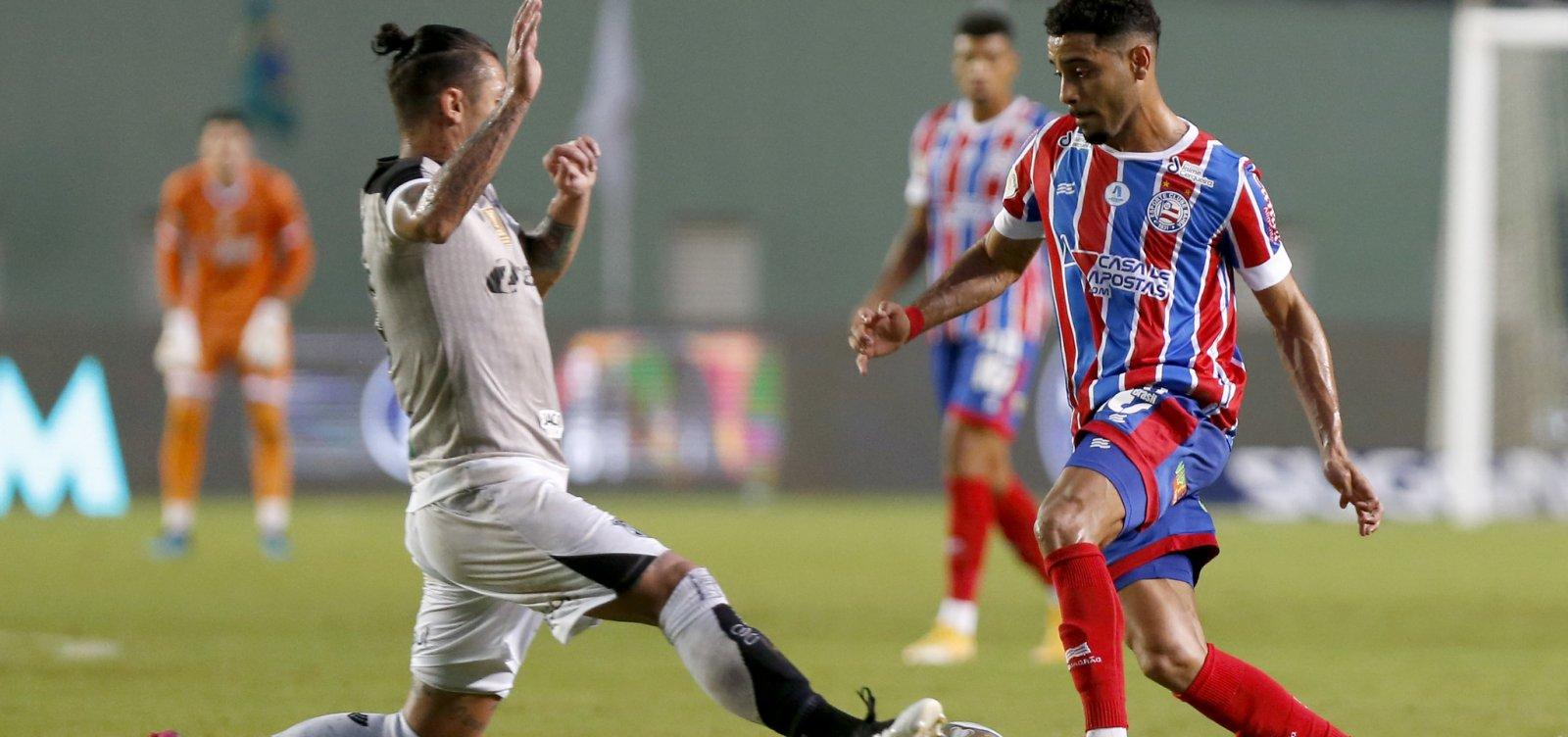 Copa do Nordeste: Ceará vence Bahia por 1 a 0 e se aproxima do tricampeonato