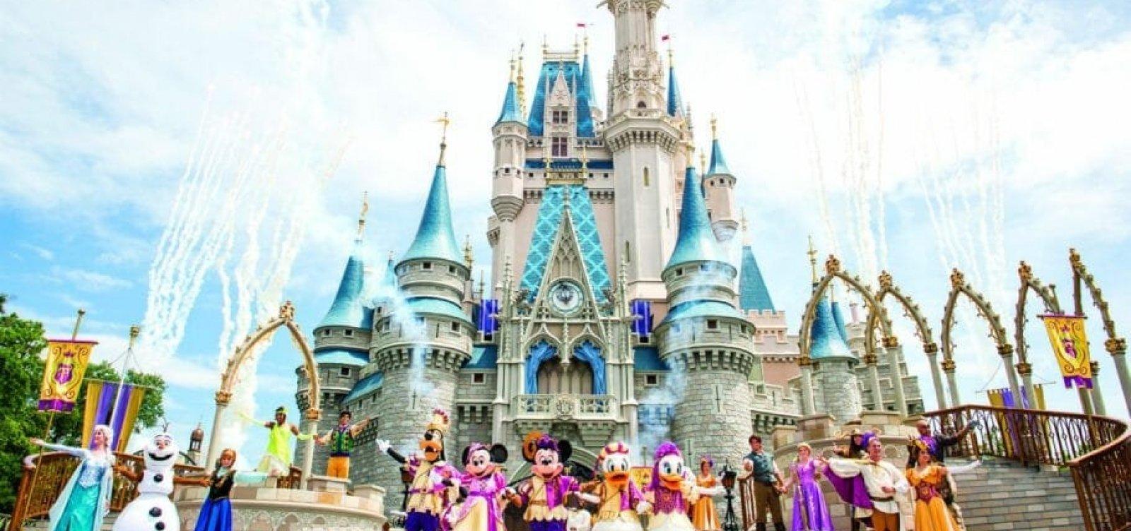 Parques da Disney voltam a funcionar