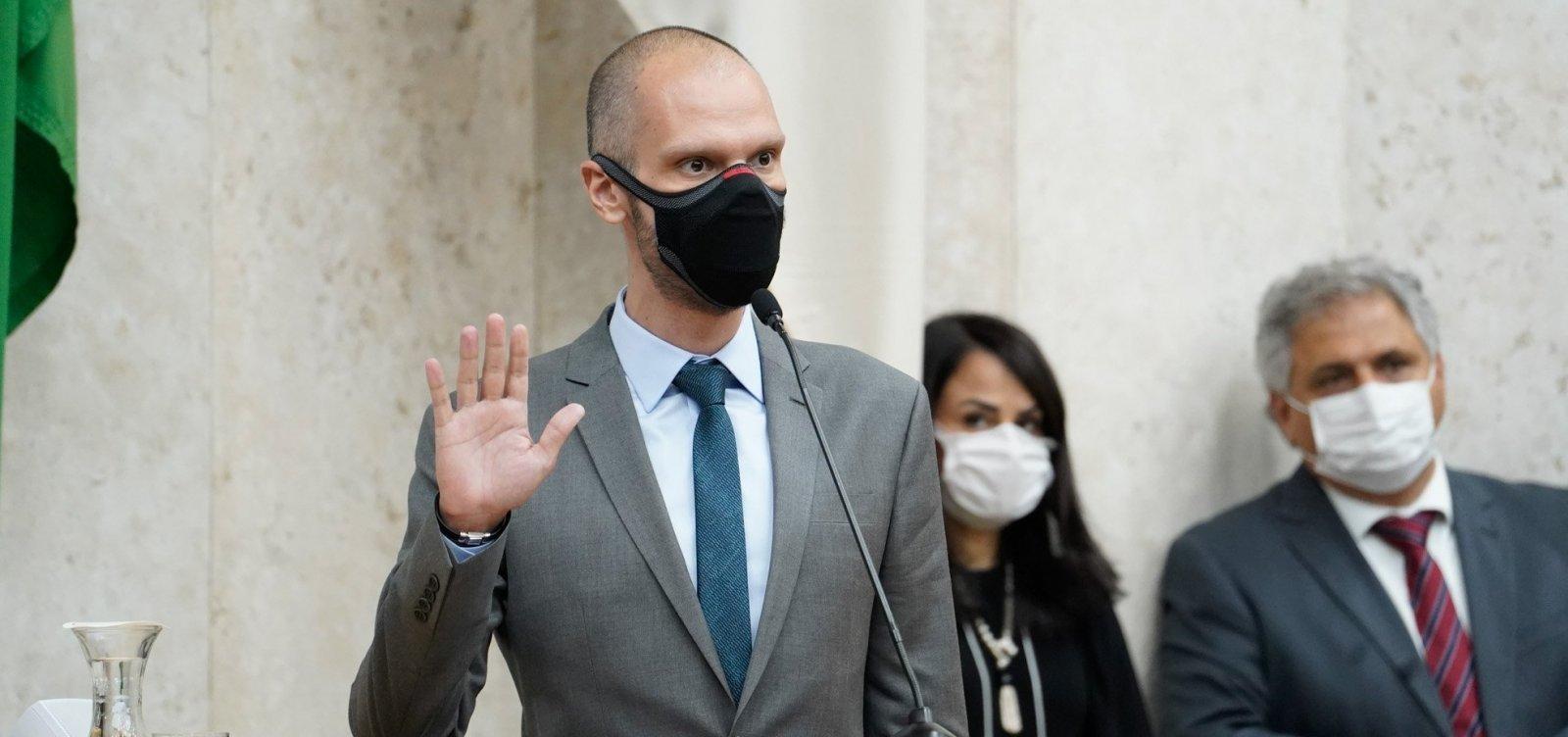Prefeito de SP, Bruno Covas anuncia que irá se licenciar do cargo para tratar câncer