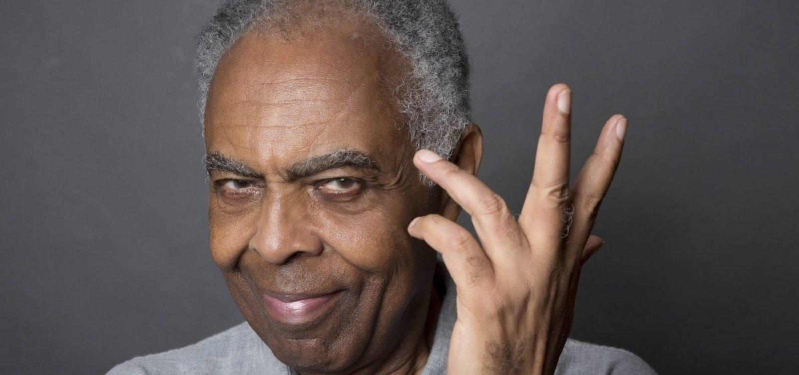 Academia Brasileira de Letras se agita por candidatura de Gilberto Gil a uma cadeira