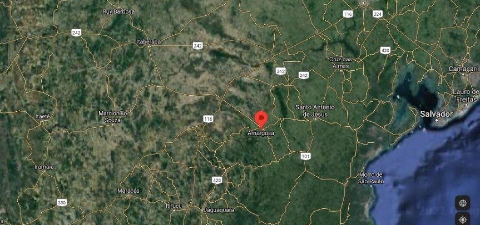 Sexto tremor de terra é registrado na Bahia em 2021