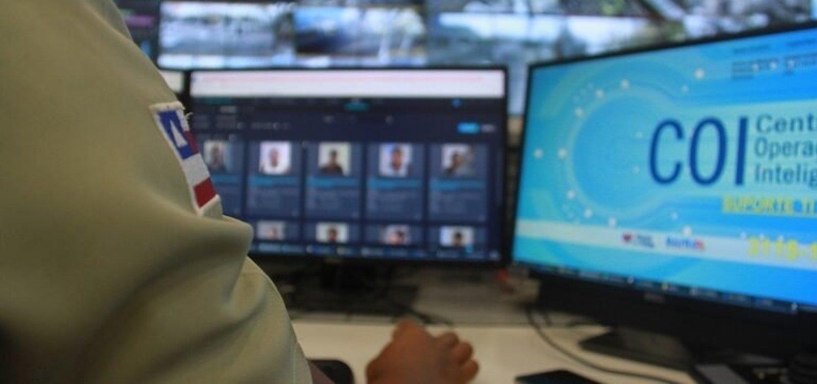 Foragidos por tráfico são encontrados através de reconhecimento facial