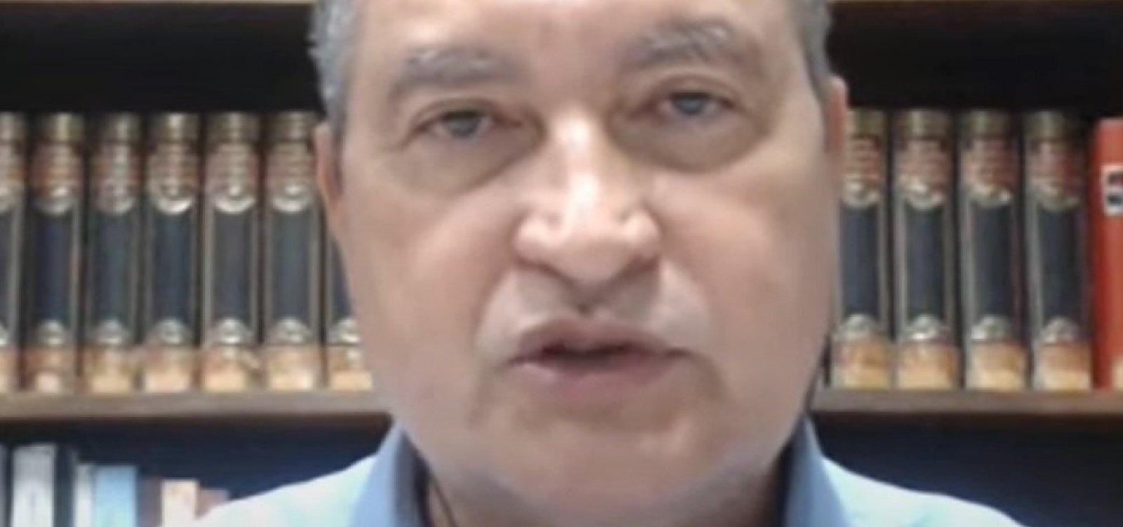 Em live, Rui Costa anuncia mudanças no secretariado de governo