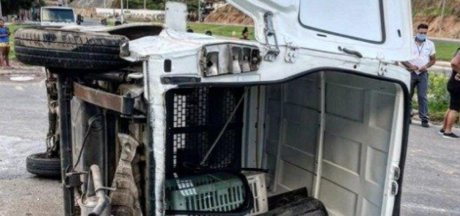 Depois de acidente, Asilo São Lázaro perde carro usado para buscar doações