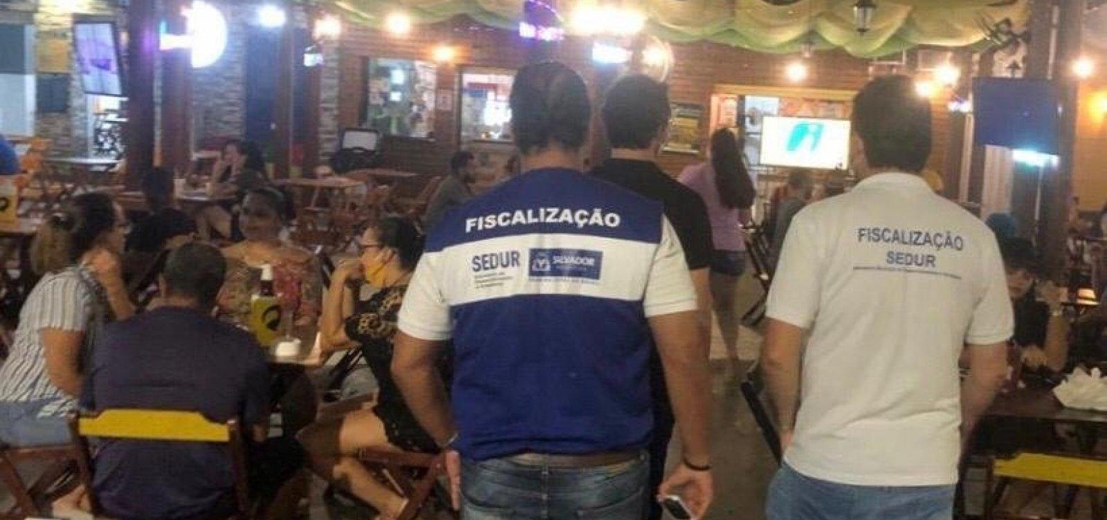 Bares, restaurantes e shoppings têm novo horário de funcionamento em Salvador