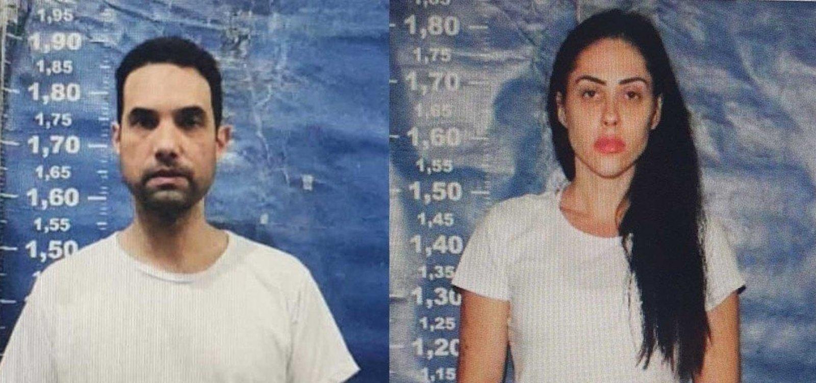 Justiça do Rio decreta prisão preventiva de Monique e Dr.Jairinho