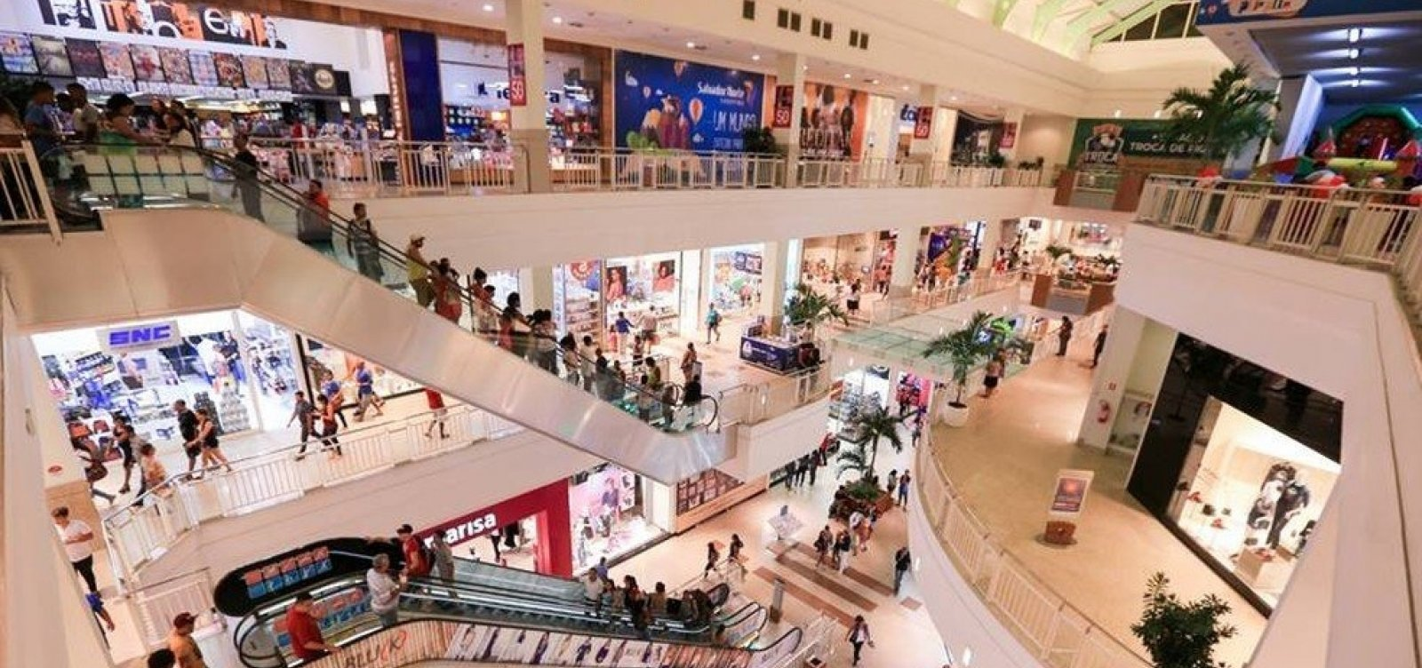 Confira o horário de funcionamento atualizado das atividades comerciais de Salvador